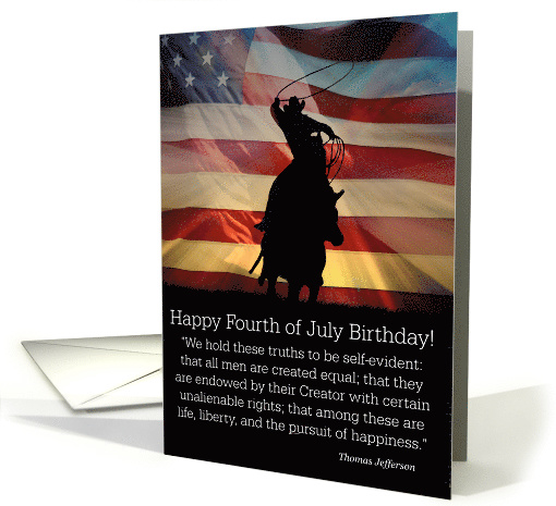 Happy 4th Of July Birthday, Born on the 4th of July,... (1530226)