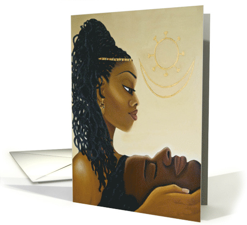 'My Queen' card (526494)