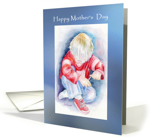 Happy Mother's Day, From Son card (929183)