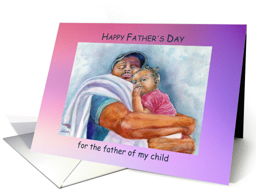 Happy Father's Day, Father of My Child, Baby Daddy,... (949868)