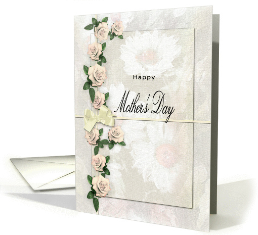 Roses and Daisies, Mother's day card (1070353)