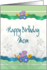 Happy Birthday to MOM card