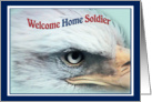 Welcome Home Soldier, Eagle ART card