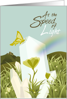 Speed of Light Recovery - Get Well card