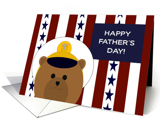 Wish Your All-American U.S. Naval Officer Dad a Happy... (1049461)