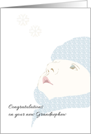 Becoming great aunt and great uncle, Congratulations on grandnephew card