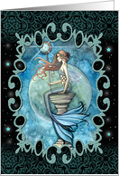 Thinking of you - Beautiful Mermaid card
