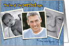 Funny-Perfect-Age Photo Card