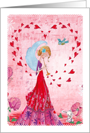 Valentine´s Day - Love Music card
