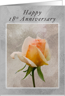 18th Wedding Anniversary Cards From Greeting Card Universe