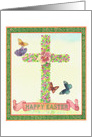 Future Son in Law illustrated Easter Cross card
