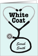 White Coat Ceremony Congratulations Cards From Greeting Card Universe