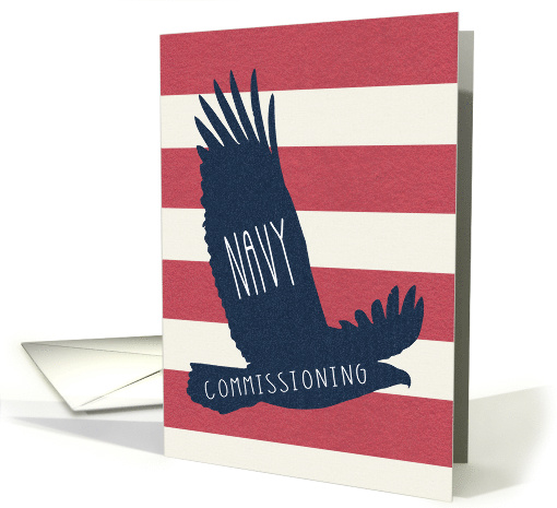 Navy Commissioning Congratulations card (1468014)