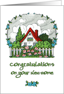 Congratulations On New Home Cards From Greeting Card Universe