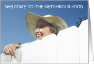 Welcome to the Neighbourhood, New Neighbours, Funny New Home Card