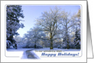 To our wonderful team Nurse Educators - Happy Holidays card