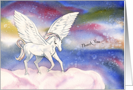 Magical Pegasus - Thank You card