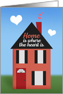 Happy Valentine's Day From Real Estate Agent card