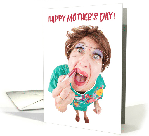 Happy Mother's Day to a One of a Kind Mom card (1520136)