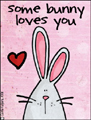 bunny,luv we has it,sweet,cute,valentine,boyfriend,girlfriend,in love,lovers,i love you,heart,romance,romantic,relationship,affection,heart,bunny,rabbit,honey,sweetheart,